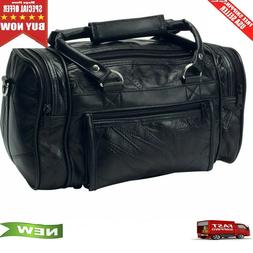 12 leather mens toiletry bag shaving kit