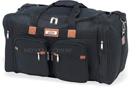 "18""/22""/25""/28"" Polyester Duffel Bag / Sports / Luggage / Gy"