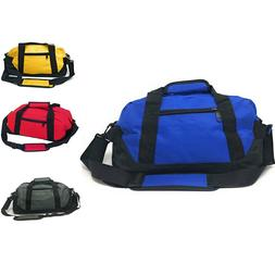 "18"" Duffle Bags Travel Sports School Gym Carry On Luggage Sh"