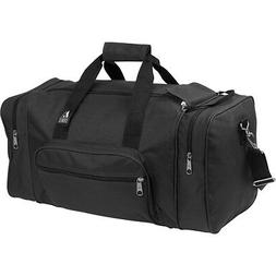 "Everest 20"" Small Classic Gear Bag 2 Colors Travel Duffel NE"