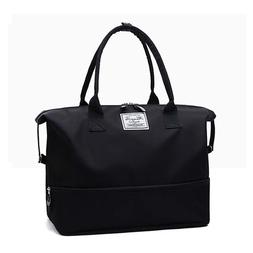 2019 New Women Travel <font><b>Bag</b></font> Black Pink Seq