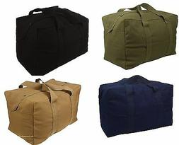 24 Inch Heavyweight Canvas Gear Bag - Can use for Parachute