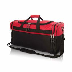 25 extra large vacation travel duffle bag