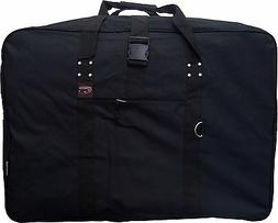 "28"" 50 LB Heavy Duty Polyester Square Jumbo Bag /Cargo Bag /"