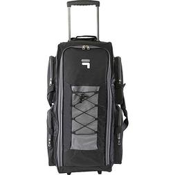 """Fila 32"""" Lightweight Rolling Duffel Bag - 4 Color Choices -"""