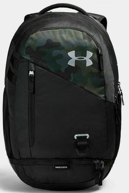Under Armour UA STORM Waterproof RollTop 40L Backpack Black