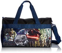 Disney Star Wars Ep7 600D Polyester Duffle Bag with printed