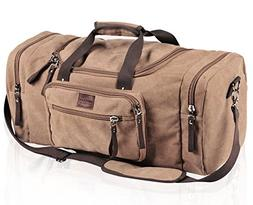 Dream Hunter Canvas/Weekender/Travel/Duffel Bag for Men's, B