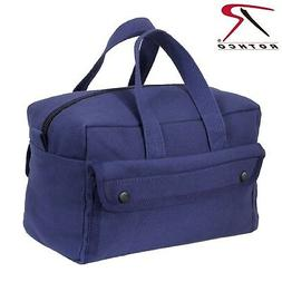 Navy Blue Canvas Tool Bag - Rothco G.I. Type Mechanics Tool
