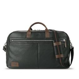 Solo Bayside Pebbled Leather Duffel