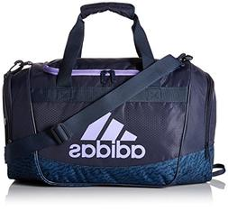 adidas 104385 Defender II Small Duffel Bag, One Size, Trace