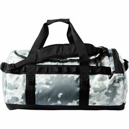 The North Face Base Camp Duffel Med White Macrofleck Camo Pr