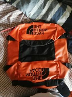The North Face Base Camp Small 50 L TNF Duffel Bag Backpack