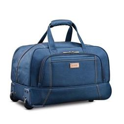 """American Tourister Belle Voyage 20"""" Wheeled Duffel Bag in Bl"""