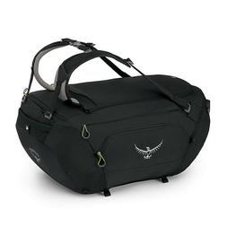 Osprey BigKit Duffel Bag 75L: Anthracite Black
