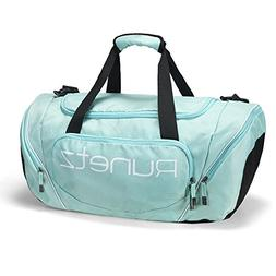 Runetz Gym Bag for Women and Men Duffle Bag with Wet Pocket,