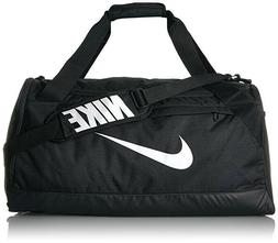 brasilia bag duffel gym black medium training