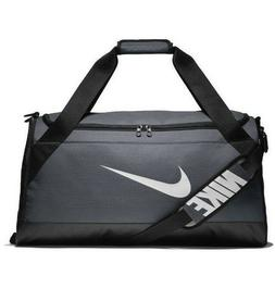"Nike Brasilia Medium Training Duffel bag "" GREY or BLUE "" NE"