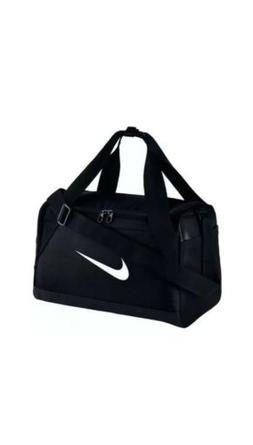 Nike Brasilia XS Gym Travel Workout Duffel Bag Training Blac