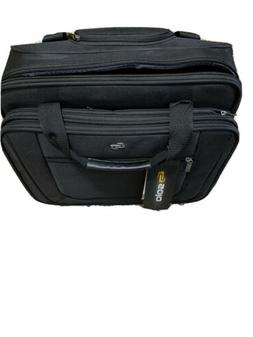 Solo Bryant 17.3 Inch Rolling Laptop Case - Black