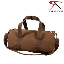 "Rothco 19"" Canvas Shoulder Duffel Bag, Sports Duffle Bag"