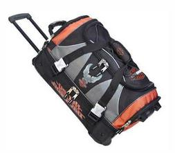 Harley-Davidson 21 inch Carry-On Duffel, Lightweight Wheeled