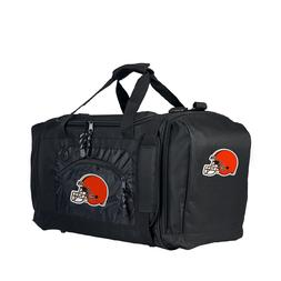 Cleveland Browns Duffel Bag  OFFICIAL NFL