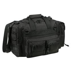 Rothco Concealed Carry On Bag Black : Sports Duffel Bags