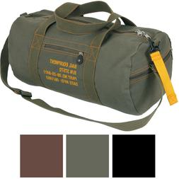 03d86d44a15e Editorial Pick Cotton Canvas Travel Equipment Flight Carry Duffle Shoulder