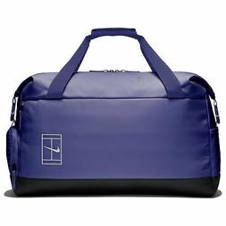 Nike Court Advantage Tennis Duffle Bag Mens Purple Duffel Ho