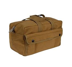 Heavy Canvas G. I. Mechanic Tool Bag Coyote Brown