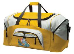 Crazy Cats Duffel Bag Travel Duffel Gym WELL MADE - LOADED W
