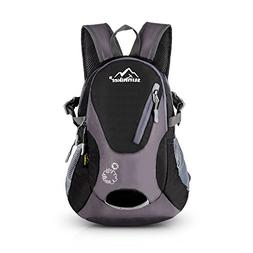 Cycling Hiking Backpack Sunhiker Water Resistant Travel Back