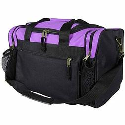 dalix 17 duffle travel bag with front
