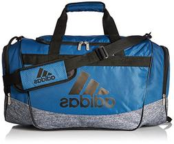 adidas Defender II Medium Duffel Bag, Core Blue/Black/Onix J