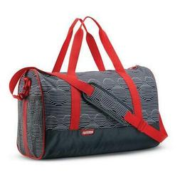 American Tourister Disney Mickey Mouse Silhouette Duffle Bag