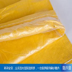 Double-layer <font><b>plastic</b></font> woven with thick wa