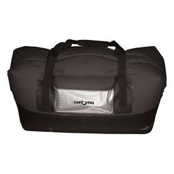 DRY PAK Waterproof Duffel, XL, Black