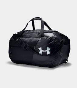 UNDER ARMOUR Duffle Bag Undeniable 4.0 XL Black / Silver NEW