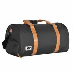 "Olympia Element 20"" Urban Duffel Bag, BLACK One Size"