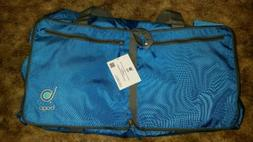 Bago extra large blue duffle bag New but missing detachable