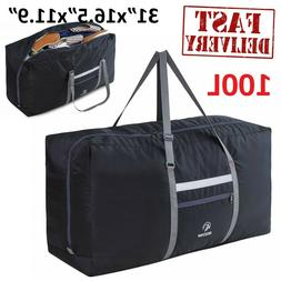 Extra Large Duffle Bag Travel Luggage Sports Gym Tote Men Wo