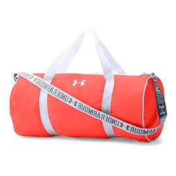 Under Armour Girls' Favorite Duffle, After Burn /White, One