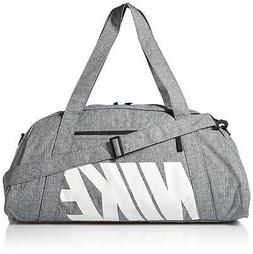 Nike Women's Gym Club Bag, Black/Black/Vast Grey, Misc