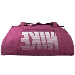 Nike Gym Club Training Duffel Bag Womens Pink Ba5490 633
