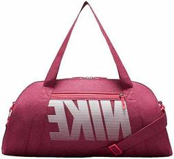 Nike Gym Club Training Duffel Bag,RUSH PINK/RUSH PINK/WHITE,
