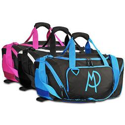 Gym Duffel Bag Luggage Bag with Shoe Compartment Large Capac