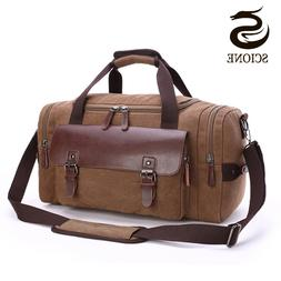 High Quality Men <font><b>Canvas</b></font> Travel Luggage <