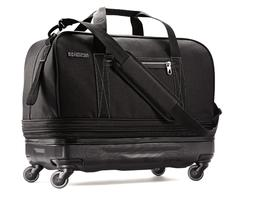 American Tourister Hybrid Expandable Wheeled Duffel Bag in B