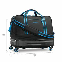 American Tourister Hybrid Rolling Duffel Expandable Travel T